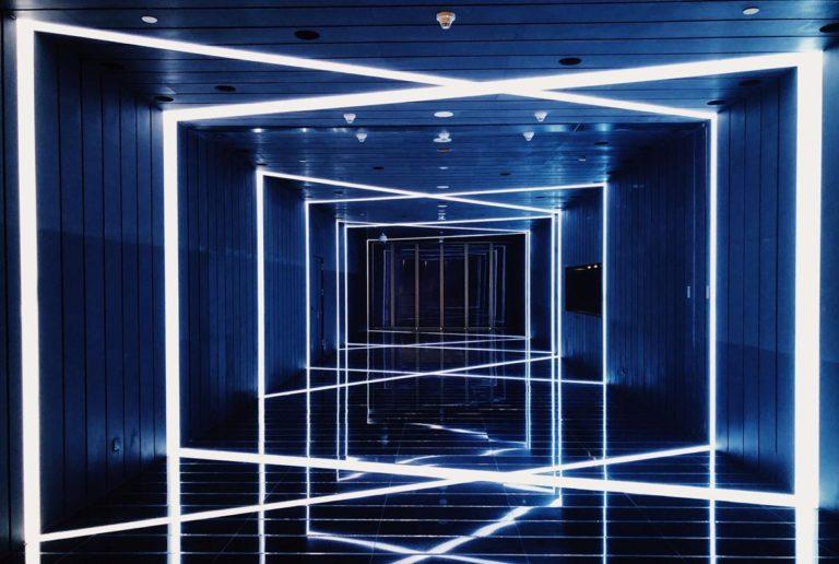 Nowoczesne element oświetleniowe