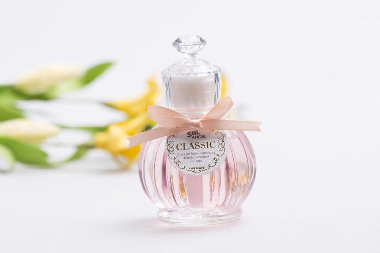 Wyjątkowo przygotowane perfumy